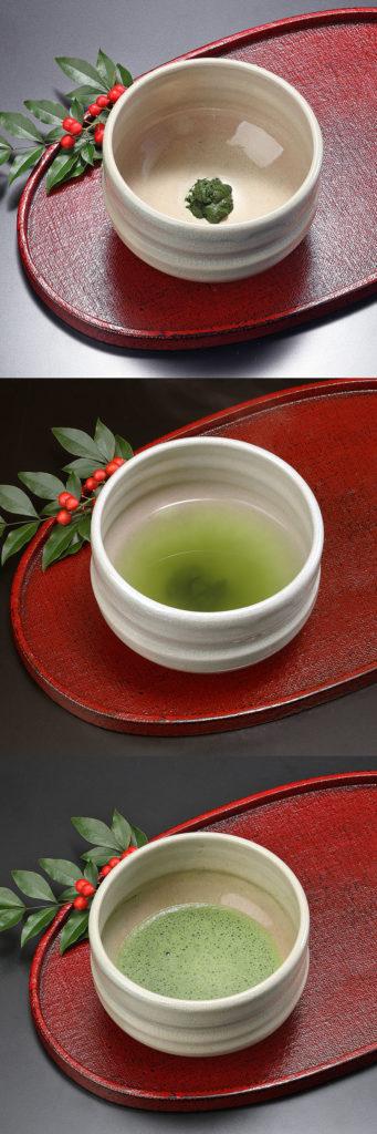 OMGTの抹茶ペーストBEYONDMATCHAは宇治で有機栽培された茶葉だけを使い特許を取得した独自の製法でペースト状にしました